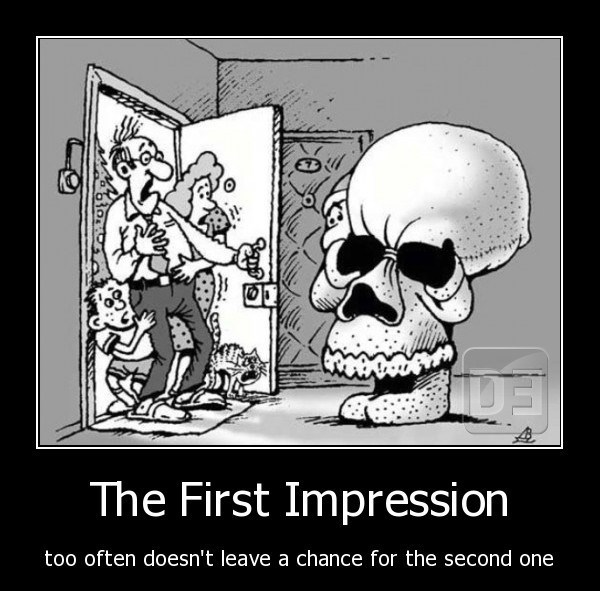 true first impression
