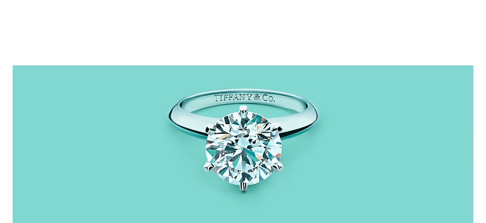 a tiffany engagement ring
