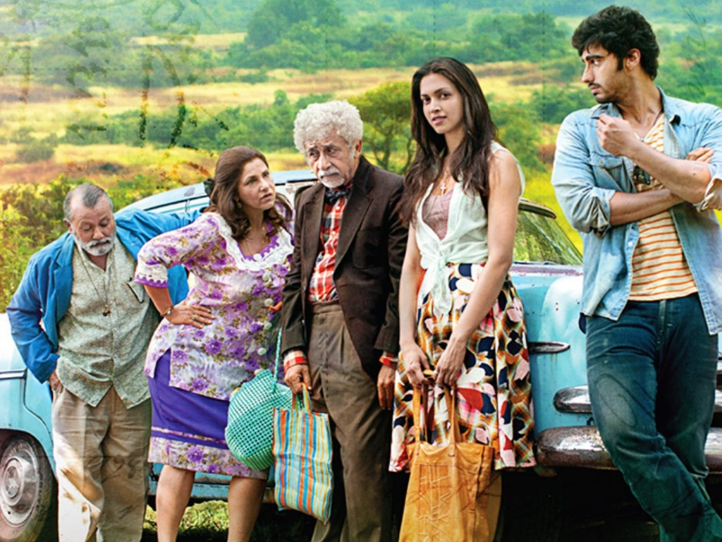 finding fanny dysfunctional characters