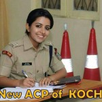 Merin Joseph, the IPS officer who has a whole series of Internet memes in her name