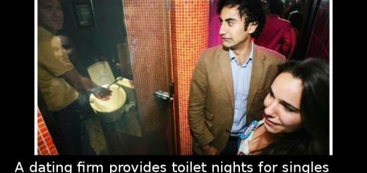 toilet dating