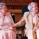 Same-sex couple Vivian Boyack and Alice Dubes wed after 72 years of being together