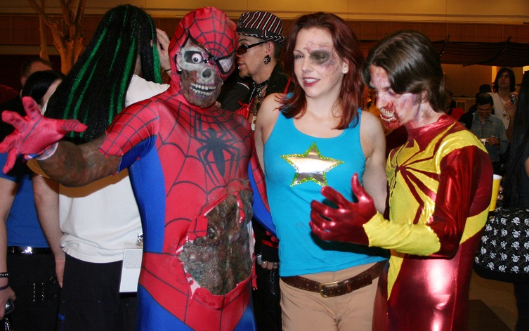 spiderman-couple-costume