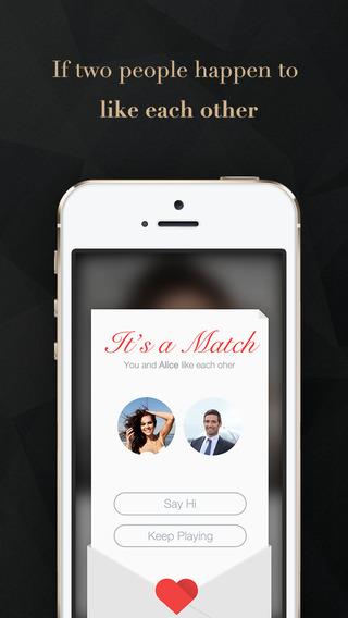 LUXY app match