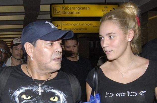 diego-maradona-with-his-former-fiancee-rocio-olivia