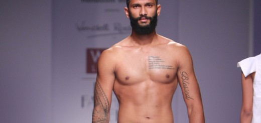 prathamesh fashion week