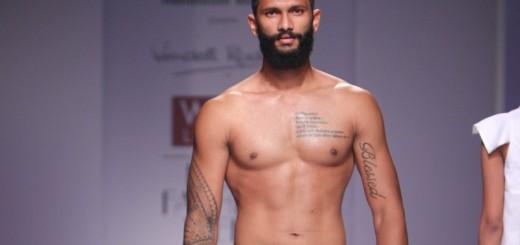 prathamesh fashion week