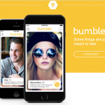 Ex-Tinder employees create Bumble, a competing dating app