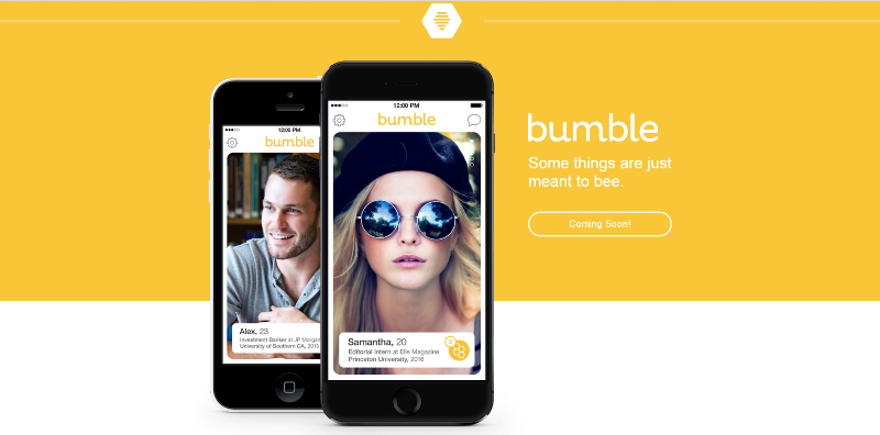 Bumble tinder dating apps