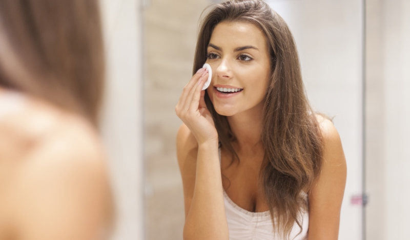 woman removing makeup_New_Love_Times