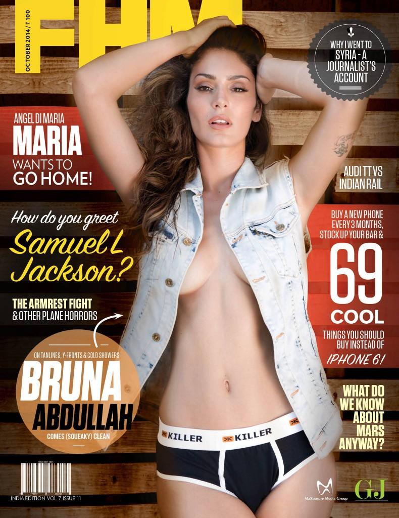 Bruna Abdullah – FHM India