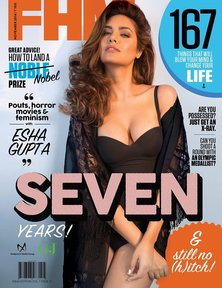 Esha Gupta – FHM India
