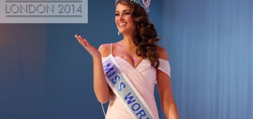 Miss world final