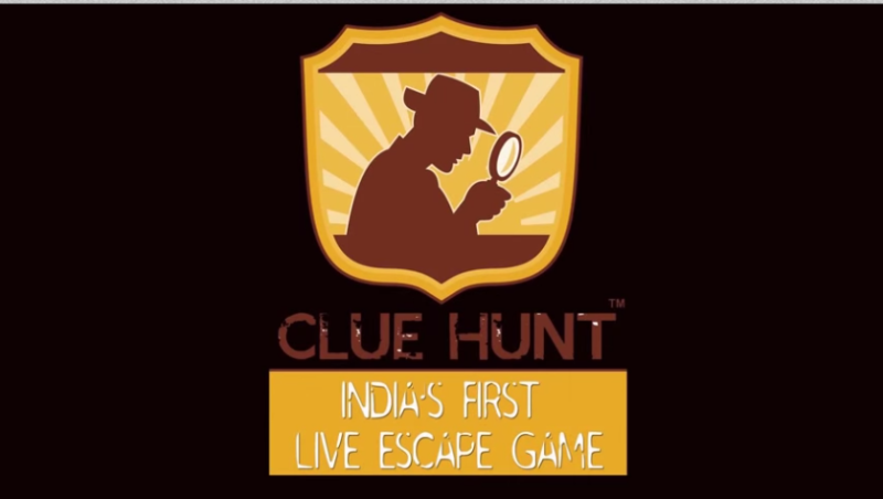 clue hunt live escape game