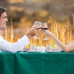 10 easy steps to impress your wife with a romantic dinner