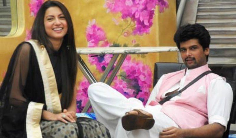 gauhar khan and kushal tandon