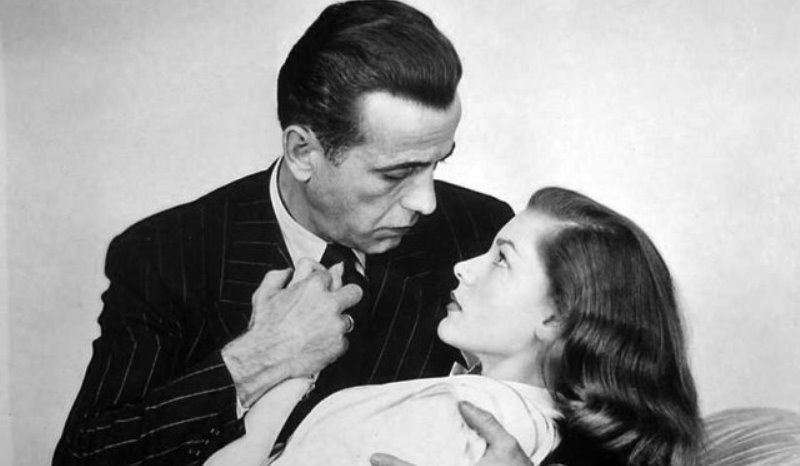 humphrey bogart and lauren bacall1