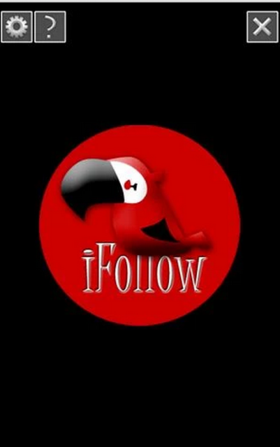 ifollow app home page