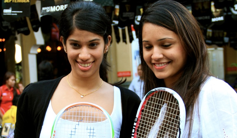 joshna chinnappa and dipika pallikal