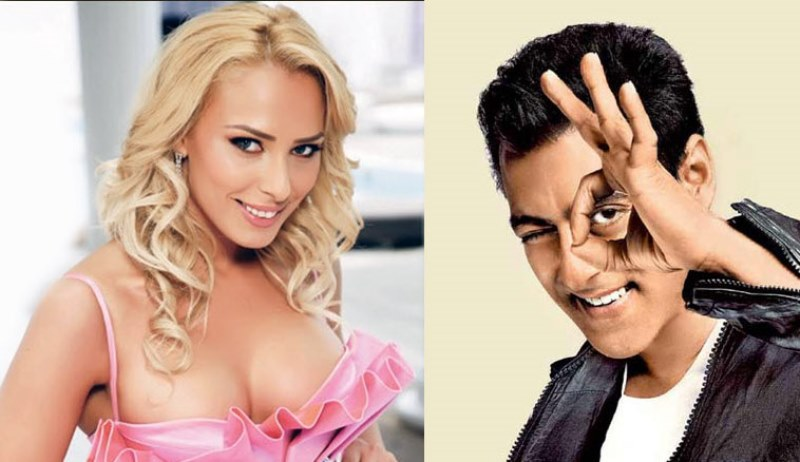 lulia vantur and salman khan