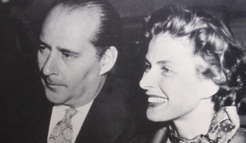 roberto rossellini and ingrid bergman
