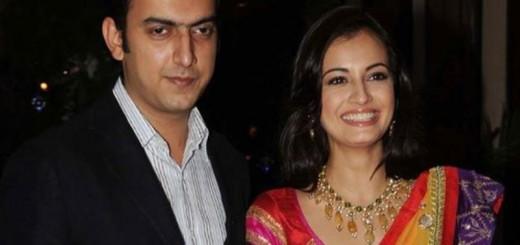 sahil sangha and dia mirza1