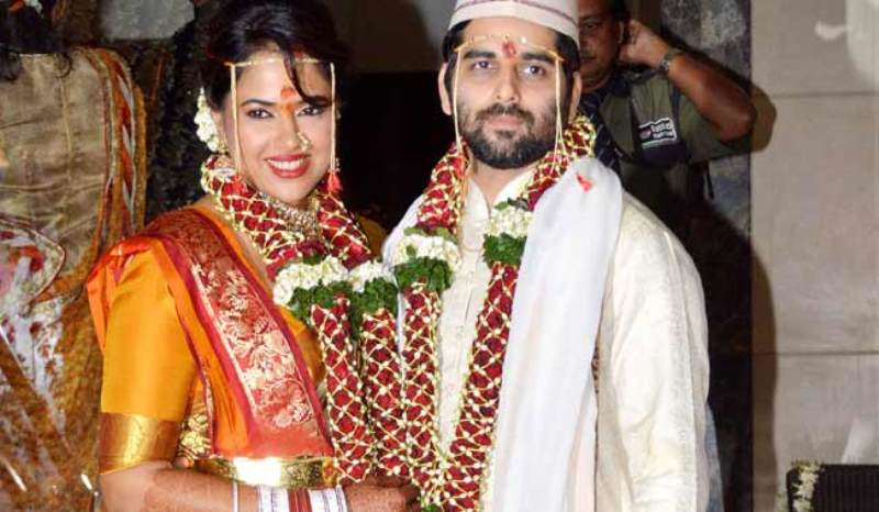 sameera reddy and aksai varde