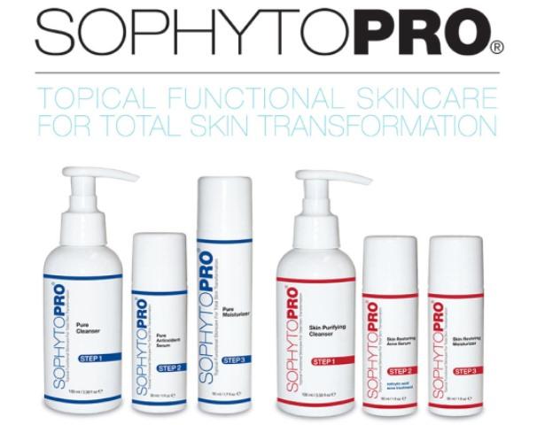Sophyto anti-aging system