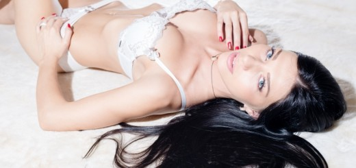 woman in white lingerie_New_Love_Times
