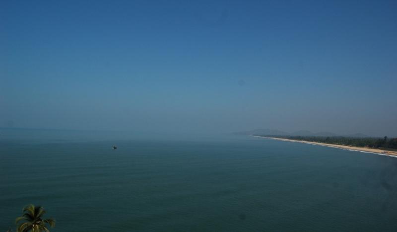 gokarna beachline