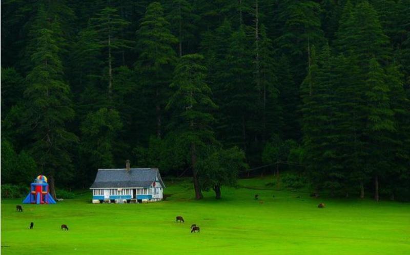 khajjar, himachal pradesh