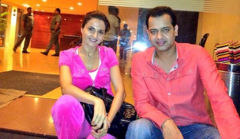 monica bedi and rahul mahajan