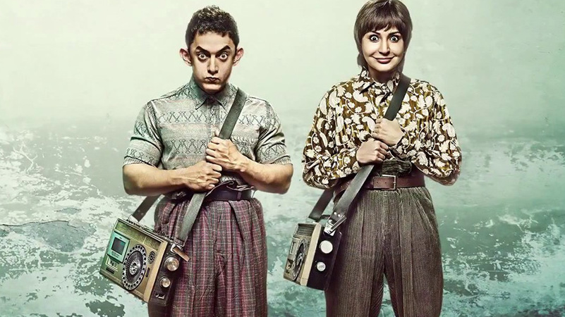 PK Aamir Khan funny dress