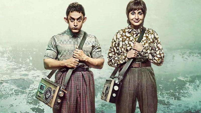 PK Aamir Khan funny dress