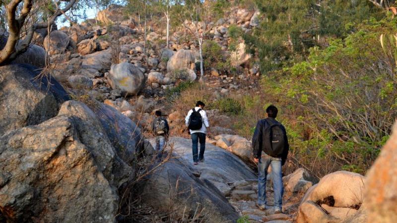 trekking in anthargange