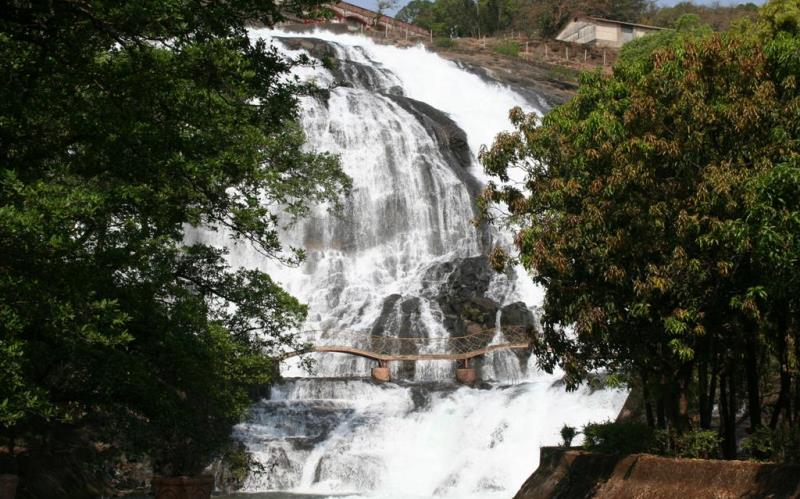 umbrella falls at bhandardara