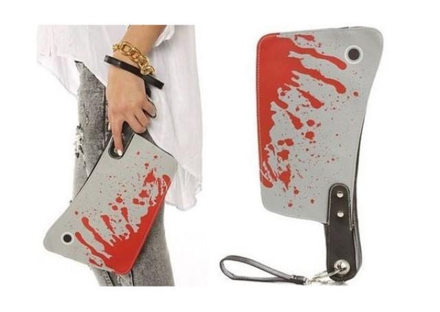 dexter-inspired purse