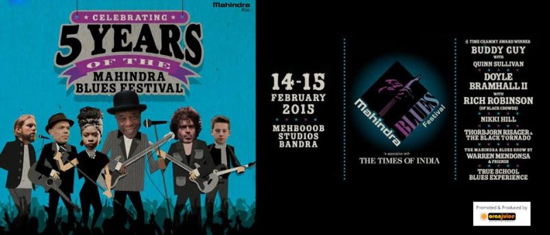 mahindra blues festival