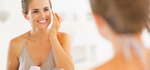 woman moisturizing skin_New_Love_Times