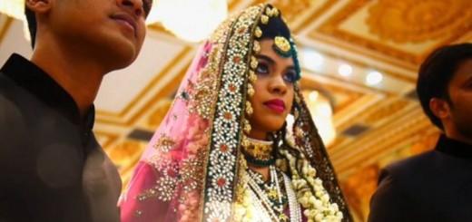 hyderabadi muslim bride