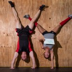 Couple's CrossFit Engagement Photos Show What Romance Really Looks Like