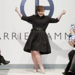 Actress Jamie Brewer is the first model with Down syndrome to walk at New York Fashion Week