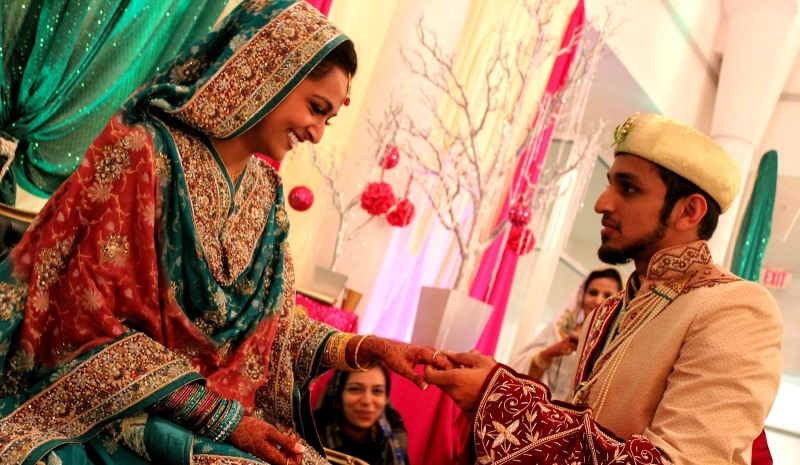 Nikaah - kashmiri muslim wedding