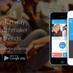 SparkStarter app debuts and offers a twist to online dating with matchmaking feature