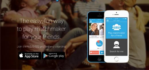 sparkstarter app home page