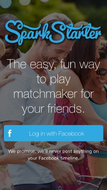sparkstarter app home page1
