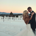NASCAR driver Brian Scott, says tear-jerking vows to bride and stepdaughter