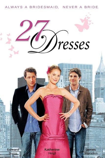 27 Dresses, 2008