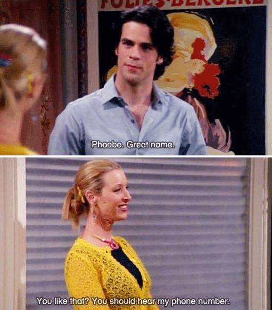 Phoebe_original flirting