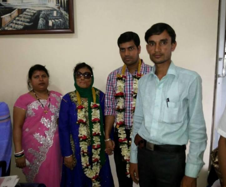 Sonali Mukherjee Wedding